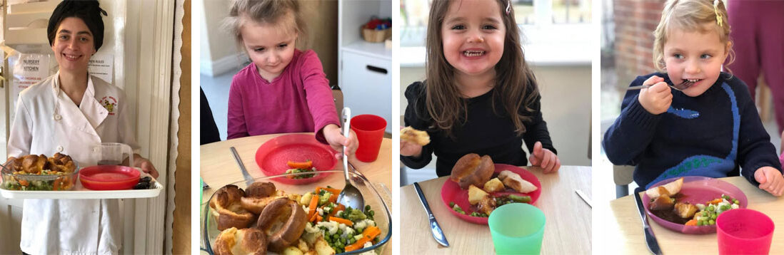 Food at East Dereham Day Nursery