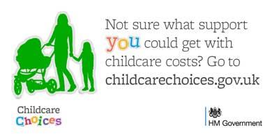 Childcare Choices gov.uk
