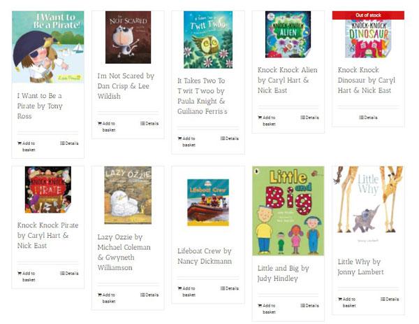 online library screenshot
